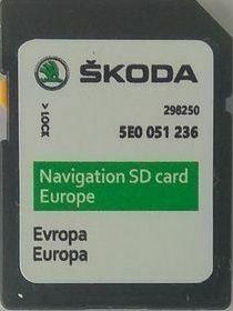 V12 VW Skoda Seat RNS315 AMUNDSEN Навигационна Карт AZ East Sd 2020