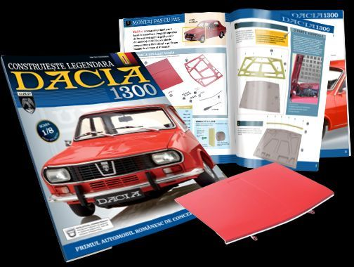 Colectia Dacia 1300 EagleMOSS - 15-22