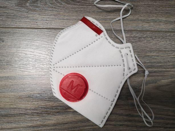 Masca protectie FFP3 cu supapa