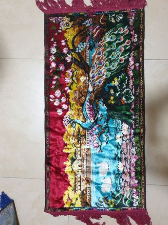 Carpeta cu Pauni