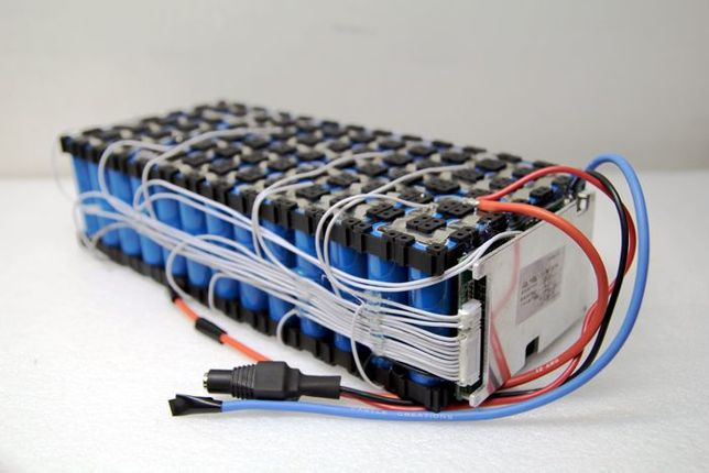 Литиевый аккумул-р 72, 60, 48, 36, 24, 12, 10.8, 7.2 V вольт. Li-ion