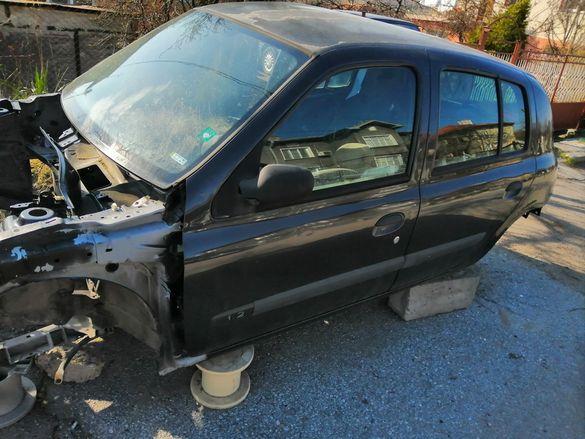 Рено Клио Renault Clio 1,2 43kw. На части.Газов инжекцион.Всичко налич