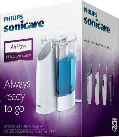 Philips Airfloss HX 8460 Зарядна станция за зъбен душ иригатор
