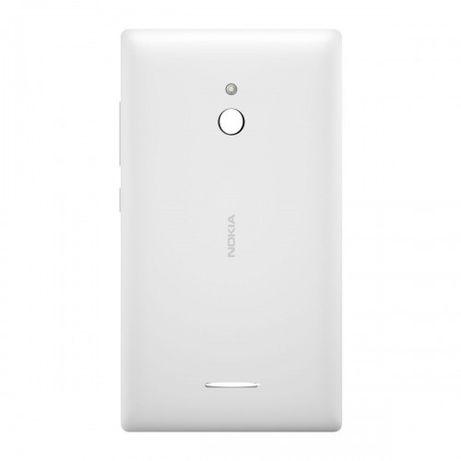 Заден капак за Nokia XL бял Високо качество Housing Cover