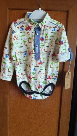 Боди риза 18м.