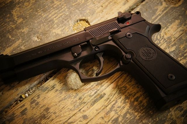 Pistol Airsoft DIN FIER *Semi-Automat* Co2(gaz)metal Beretta/Taurus