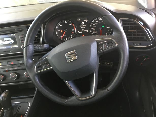 volan cu comenzi fara airbag seat leon 5f 2014 din dezmembrari