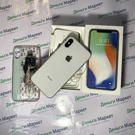 IPhone X на 64 гб (Петропавловск)