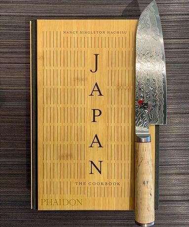 Японски нож Miyabi 5000MCD  Santoku, включена доставка
