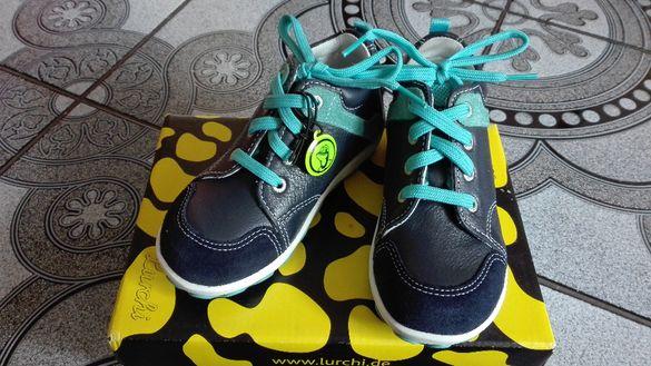 Пролетни обувки Lurchi №24