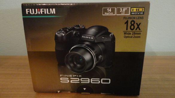 Цифров фотоапарат/Камера FUJIFILM FINEPIX S2960,14.0 MPx,,18x