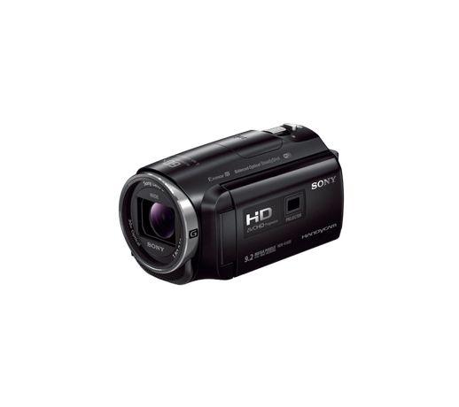 Видеокамера Sony с вграден проектор HDRPJ620B, Full HD, Черна