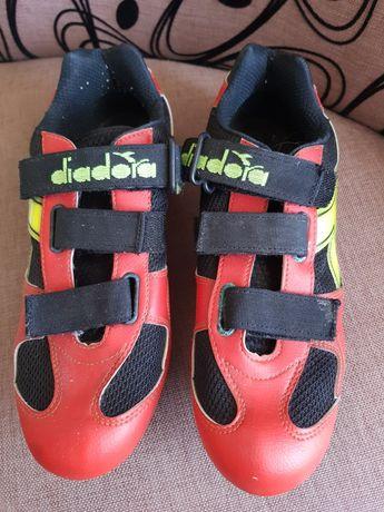 Pantofi/încălțăminte ciclism Diadora Trivex II 41
