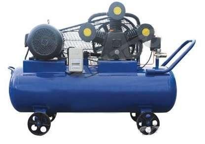 Компресор за Въздух 200 Литра Професионален, Дебит 525 л/мин