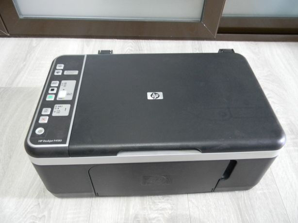 Multifunctional HP deskjet F4180