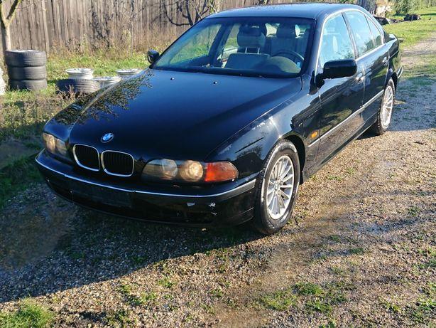 Dezmembrez BMW E39 NFL  530d 184 cp diesel pre FL piese dezmembrari