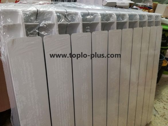 Алуминиеви радиатори Н600 Топ цена