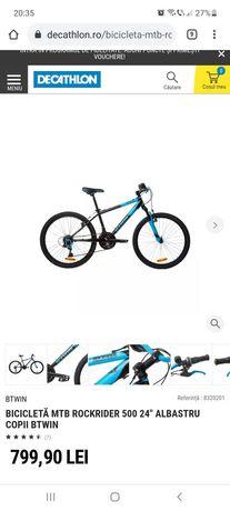 Vand bicicleta plus accesorii de 120 incluse în pret 450 ron fix