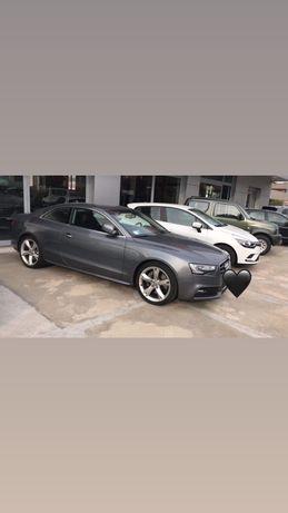 Audi A5 coupe Euro 6