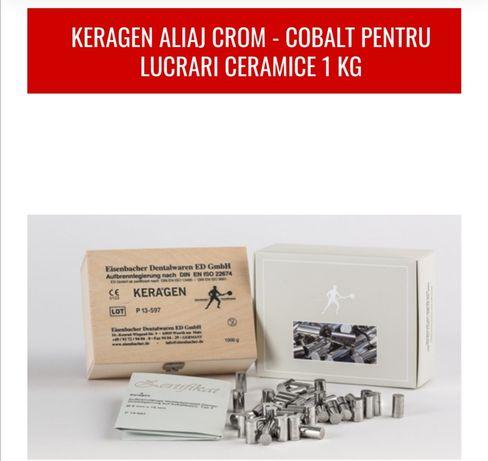 Aliaj dentar Keragenmetalo ceramica 900 ron kg