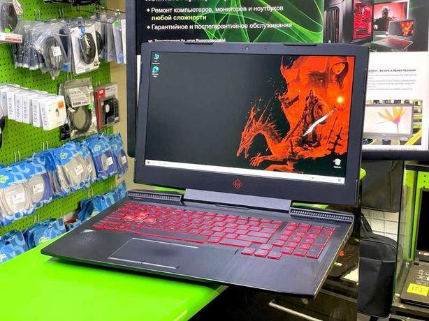 HP Omen 17,3 Core i5-7! GTX 1050 4gb! Мощный игровой ноутбук премиум!