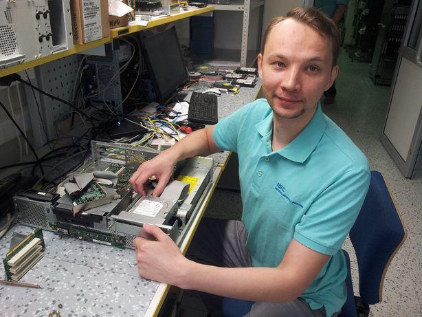 Саша, частный мастер по ремонту компьютеров, ноутбуков. Стаж 11 лет.