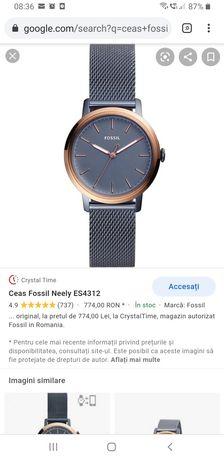 Ceas fossil dama neely es4312