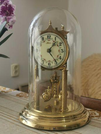 pendula,ceas de semineu,fir torsiune,KOMA,model SILVOZ,400 zile