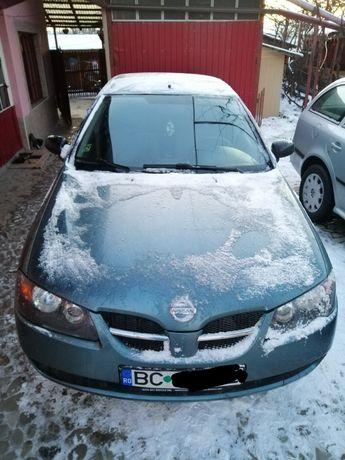 Nissan Almera an 2003, motor 1,5 benzina, dezmembrez