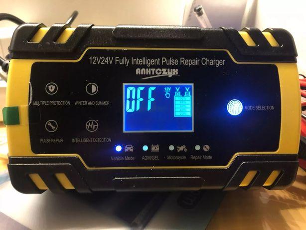 Умное зарядное устройство для аккумуляторов 12/24v