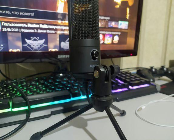 Fifine K669 микрофон