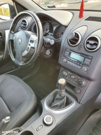 Nissan Qashqai+2 Firmă vând Nissan Qashqai 2012, 1.6cdi, 4x4, cutie manuală.
