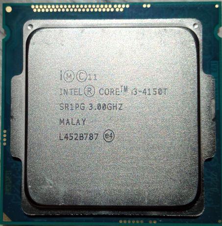 Продам процессор INTEL core i3-4150T