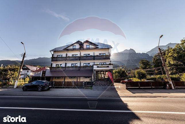 Hotel 3* de vânzare Busteni Poiana Tapului  - OPEN HOUSE 13.11.2021