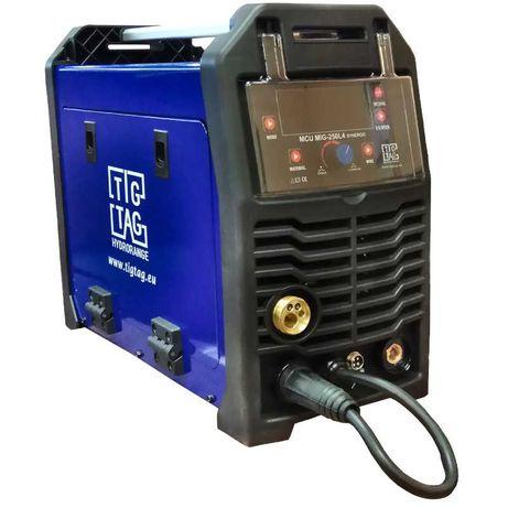 Синергичен заваръчен апарат за перфектно заваряване МИГ250Л4 три в едн