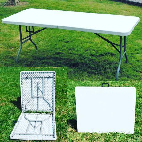 Стол и две скамейки трансформер в чемодан