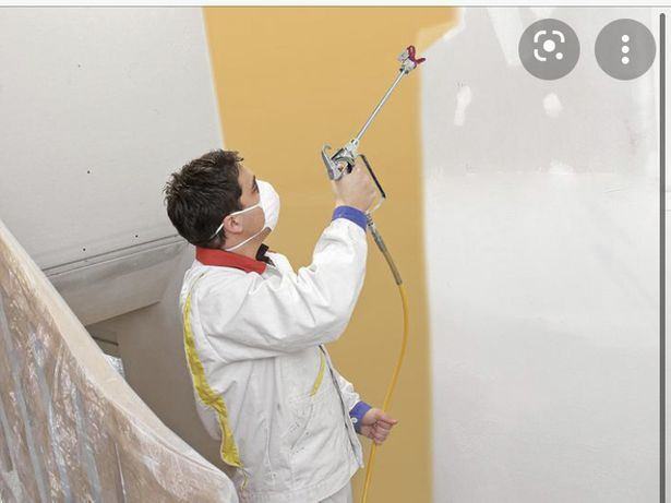 Малярные работы , покраска стен
