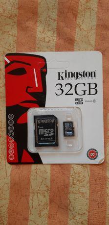 Карта памет Kingston 32 GB