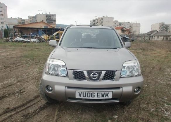 Nissan X-trail 2.2 dci 136кс 2002/2006г на части