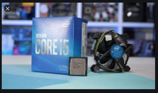 procesor i5-10400 socket 1200+ nou sigilat
