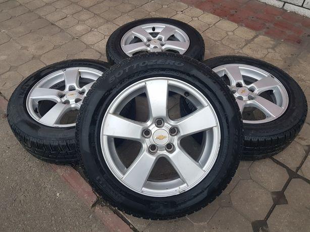Jante Chevrolet Cruze 6.5x16 is 39 5x105