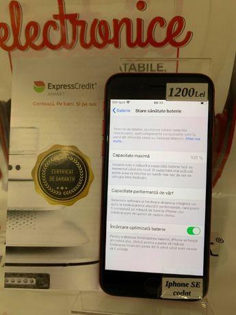 iPhone SE 2020 Codat Retea [AG27 Gara 2]