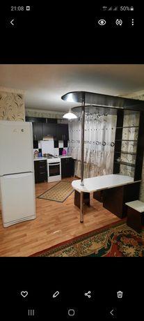 Сдам 1ком квартиру, мебелированная, интернет, рядом стоянка, магазин