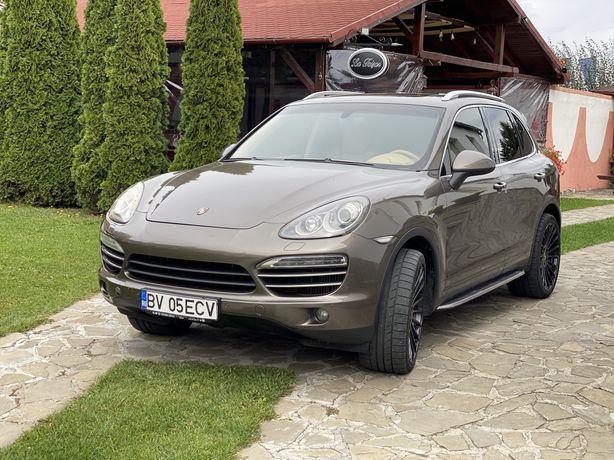 Porsche Cayenne 3.0 Diesel Euro 5
