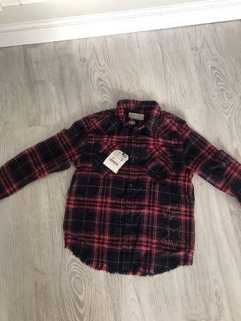 Camasa Zara 7 ani cu eticheta