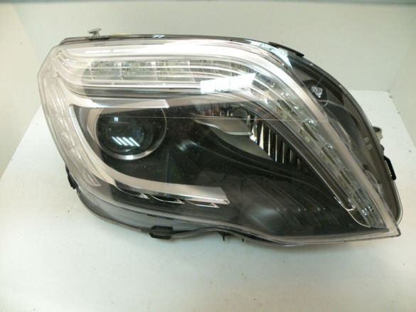 Мерцедес ГЛК десен ксенон фар Mercedes GLK X204 desen xenon ils led