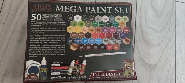 Acuarele army mega paint