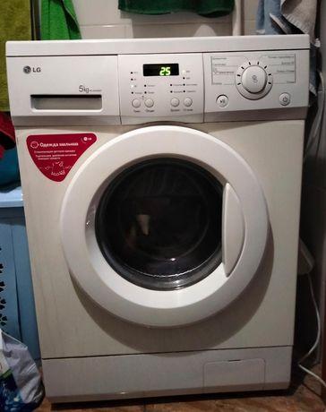 Срочно продам стиральную машину LG