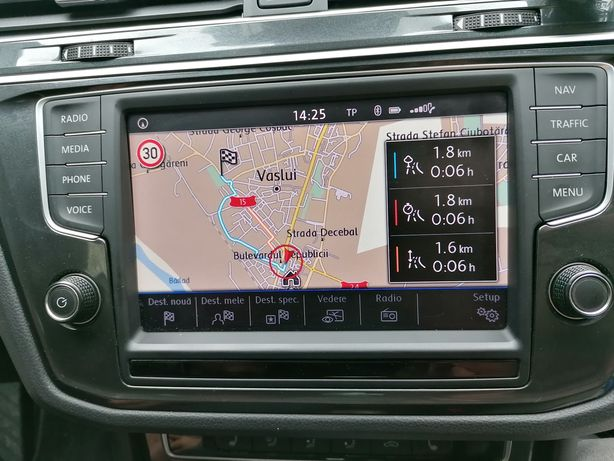 ---harti 2021--- Audi MMI /BMW/VW/DACIA/OPEL - RNS 510/RNS 810/RNS 3