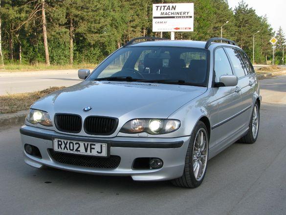 БМВ / BMW E46 325i /комби/ M pack, Xenon